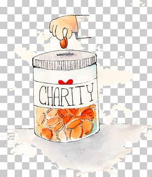 Charitable Organization Charity Cartoon Illustration PNG