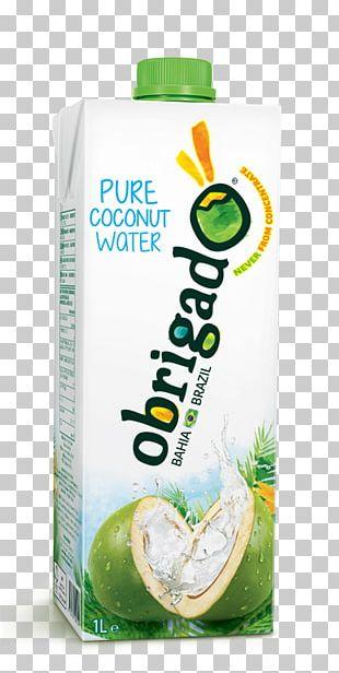 Coconut Water Drink Juice Organic Food PNG