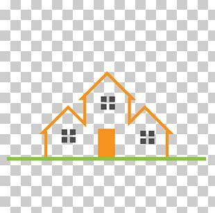 Logo Real Estate House Building PNG