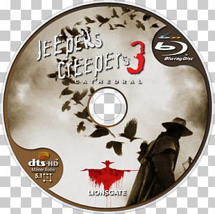 Blu-ray Disc Jeepers Creepers DVD Compact Disc Film PNG