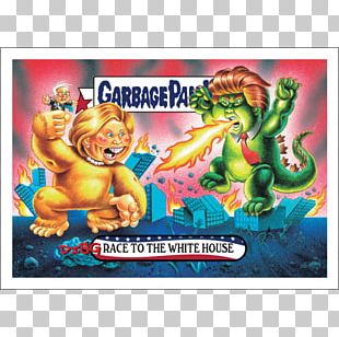 Garbage Pail Kids Sticker Toy Topps Collectable Trading Cards PNG