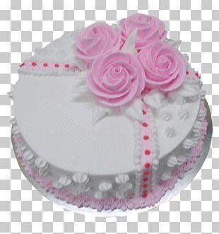 Birthday Cake Buttercream Torte Cake Decorating Royal Icing PNG