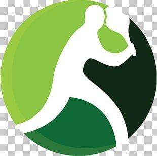 Logo Tennis Centre Racket Csen Piemonte PNG
