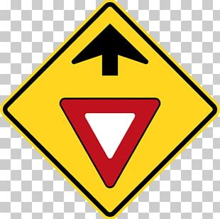 Yield Sign Warning Sign Stop Sign Traffic Sign PNG