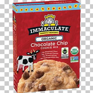 Chocolate Chip Cookie Organic Food Bakery Biscuits PNG
