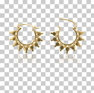 Earring Gold Plating Jewellery Silver PNG