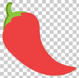 Emoji IPhone Text Messaging Chili Pepper Sticker PNG