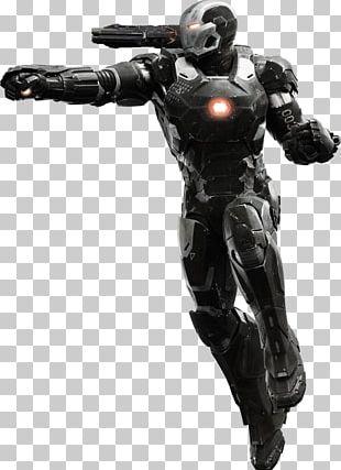 War Machine Captain America Iron Man Black Panther Falcon PNG