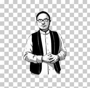 Luogic Talkshow Zhenyu Luo Black And White Logic PNG