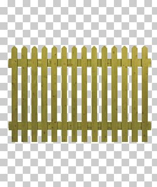 Picket Fence Trellis Garden Lumber PNG