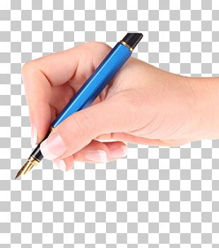 Paper Pen Writing Hand Stock Photography PNG
