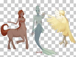 Legendary Creature Harpy Centaur Mermaid Mythology PNG