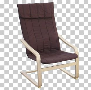 Wing Chair Furniture Folding Chair PNG