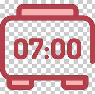 Alarm Clocks Timer Digital Clock Computer Icons PNG