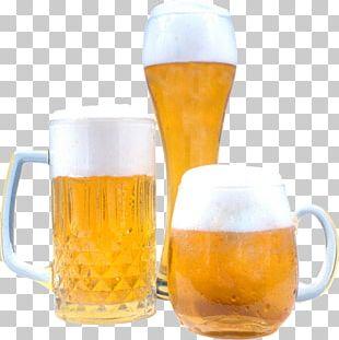 Beer Cocktail Ale Beer Bottle Beer Glasses PNG