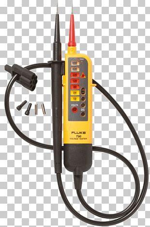 Continuity Tester Test Light Fluke Corporation Multimeter PNG