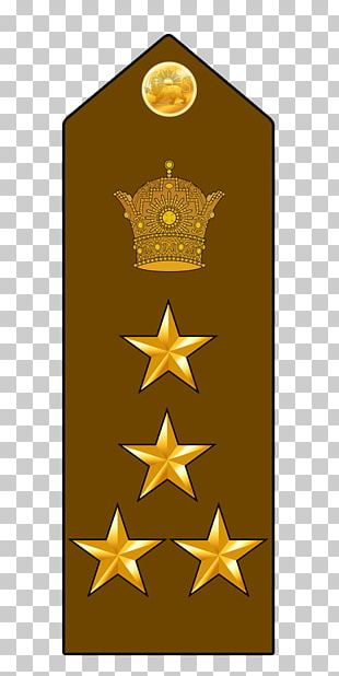 Imperial Iranian Armed Forces Military Islamic Republic Of Iran Army General PNG