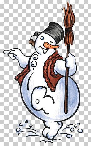 Snowman IFolder PNG