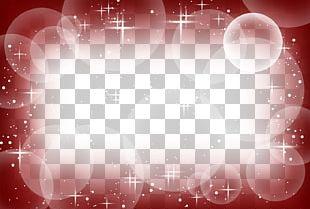 Dark Red Background Foam Background Stars PNG