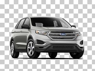 2018 Ford Edge SE SUV Sport Utility Vehicle 2017 Ford Edge Mid-size Car PNG