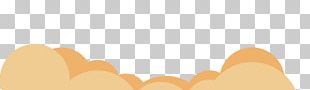 Finger Yellow Pattern PNG