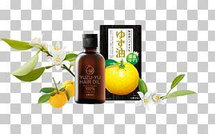髪油 Citrus Junos Oil Capelli Hair Care PNG