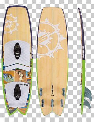 Kitesurfing Surfboard Caster Board PNG
