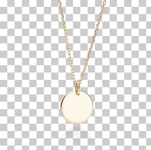 Locket Necklace Colored Gold Charms & Pendants PNG