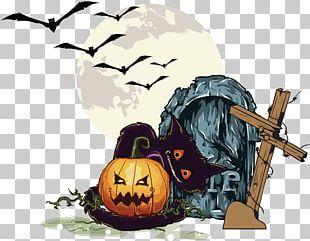 Halloween Pumpkin Jack-o-lantern PNG
