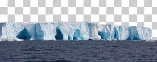 Iceberg Southern Ocean East Antarctica Disko Bay PNG