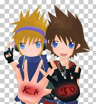 Kingdom Hearts 3D: Dream Drop Distance The World Ends With You Kingdom Hearts Coded Kingdom Hearts II Sora PNG