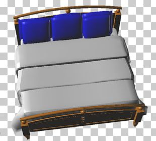 Bed Furniture Building Information Modeling Computer-aided Design PNG