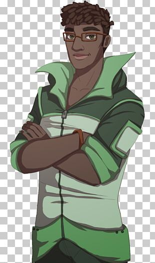 Character Fiction Cartoon Male PNG