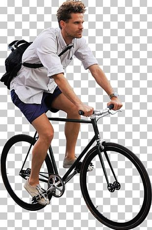 Fixed-gear Bicycle Cycling Hipster Single-speed Bicycle PNG
