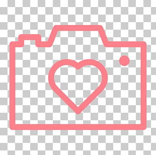 Video Cameras Photography Heart PNG