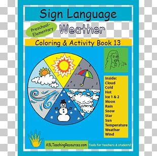 Lesson Plan Book American Sign Language Teacher PNG