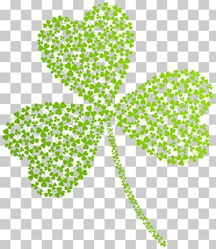 Saint Patricks Day Shamrock March 17 PNG