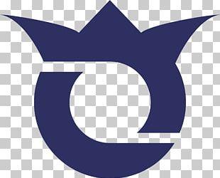 Purple Crescent Symbol Logo Violet PNG