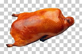 Roast Chicken Peking Duck Duck Meat PNG