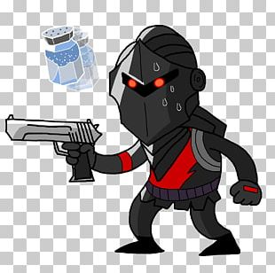 Fortnite Battle Royale Drawing Black Knight PNG