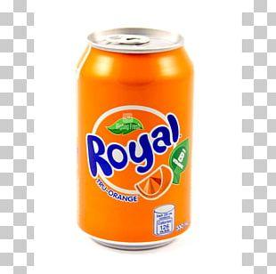Orange Soft Drink Fizzy Drinks Juice Orange Drink Royal Tru PNG
