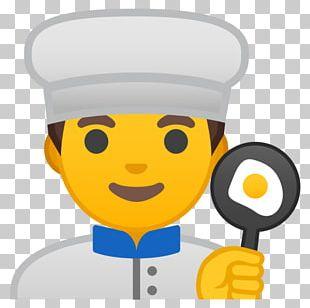 Emojipedia Cook Chef Zero-width Joiner PNG