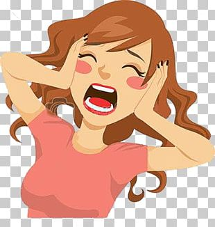 Image result for free clipart images of a spoilt girl shouting