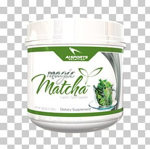 Matcha Green Tea Dietary Supplement Japanese Cuisine PNG