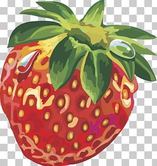 Musk Strawberry Fruit PNG