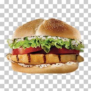 Chicken Sandwich Hamburger Veggie Burger McChicken French Fries PNG