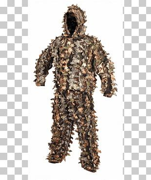 Ghillie Suits Military Camouflage Hunting PNG