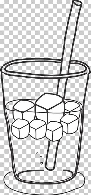 Ice Cube Milk Drawing Drink Ice Cream PNG