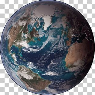 The Blue Marble Earth NASA Kepler Spacecraft Space Telescope PNG