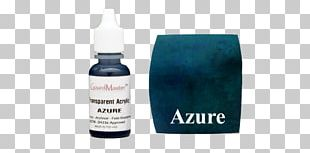 Acrylic Paint Color Transparency And Translucency Dye PNG